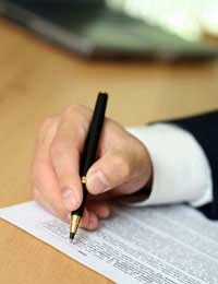 Completing Your Mortgage Application